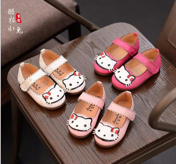 hello kitty doll shoes