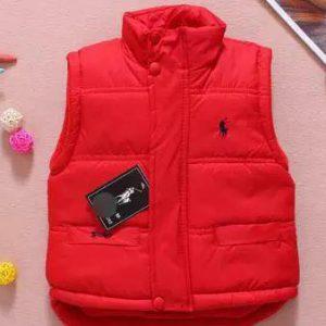 Puff Jacket Half