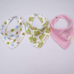 Sailor Bibs 3 piece
