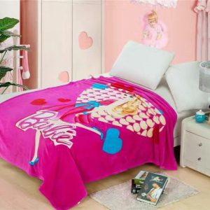 Fleece Blanket 4*6