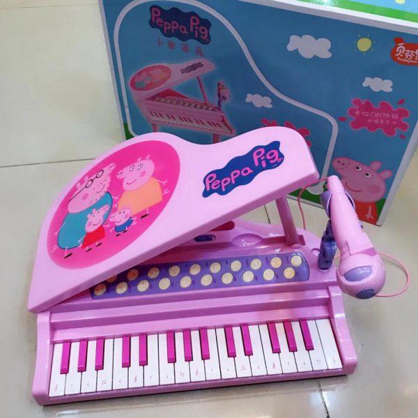 Peppa pig piano