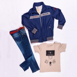 3 piece boys outfit