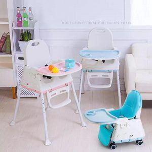 Multifuctional high chair