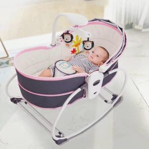 5 in 1 rocker and bassinet