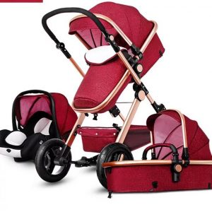3 in 1 stroller and carseat