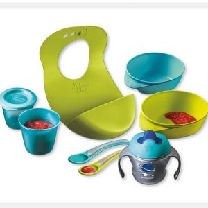 Tommee tippee weaning set