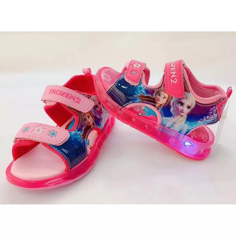 open shoes