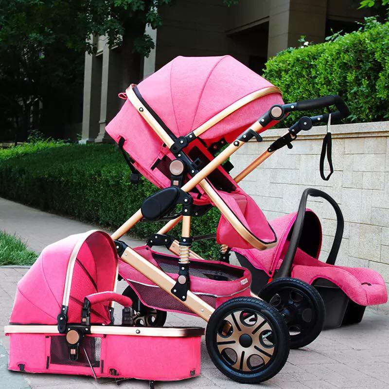 3 in 1 stroller set