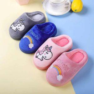 Unicorn indoors shoes