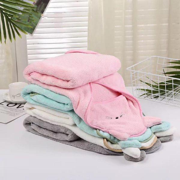 New born towel