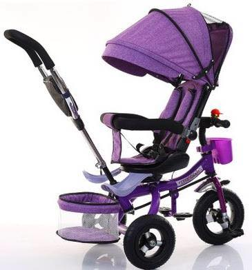 2 in 1 stroller/tricycle