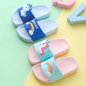 Unicorn open sandals