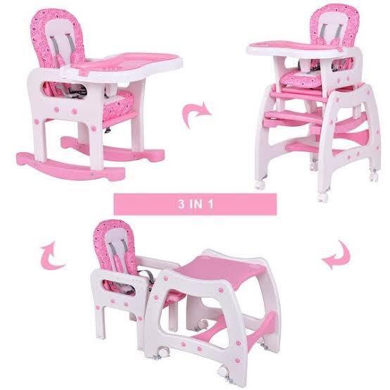 2 in 1 feeding chair
