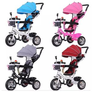 2 in 1 tricycle/stroller