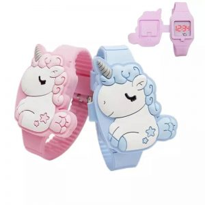 Unicorn wrist watch