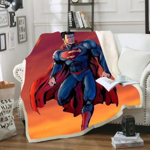 Heavy fleece blanket